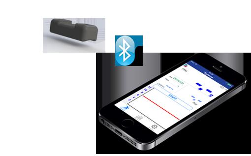 tgforce unit connect bluetooth iphone